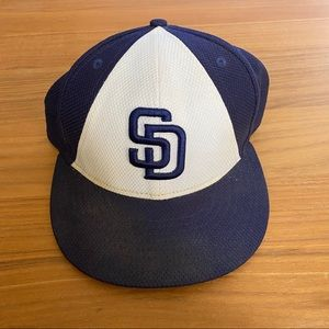 New Era 59Fifty San Diego Padres Hat
